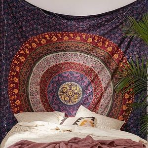 Urban Outfitters XL Purple Tapestry